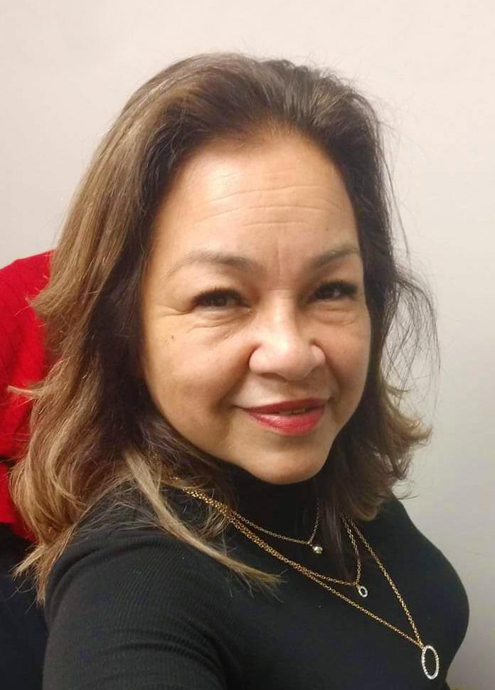 Legal Assistant Marie Sanders